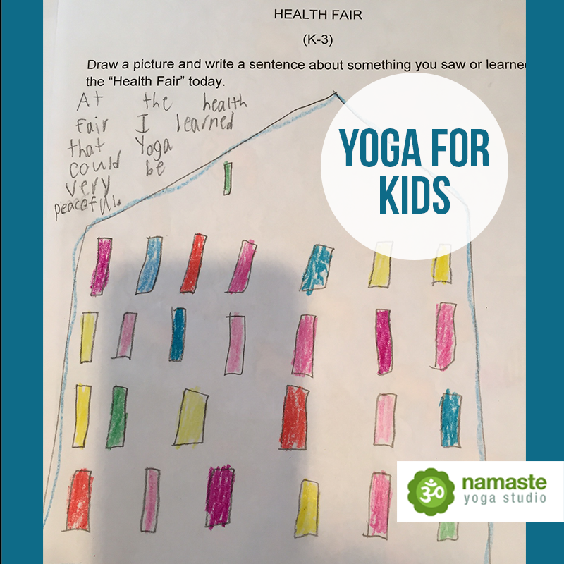 YES to Yoga for Kids